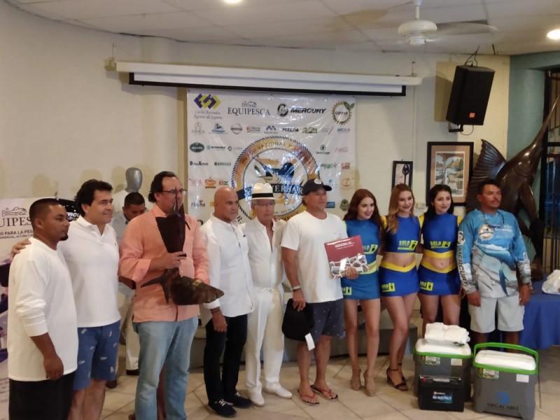 Premian a ganadores del Torneo BillFish SC