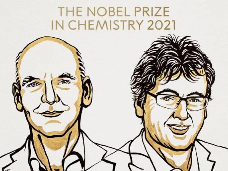 Premio Nobel de Química para Benjamin List y David MacMillan