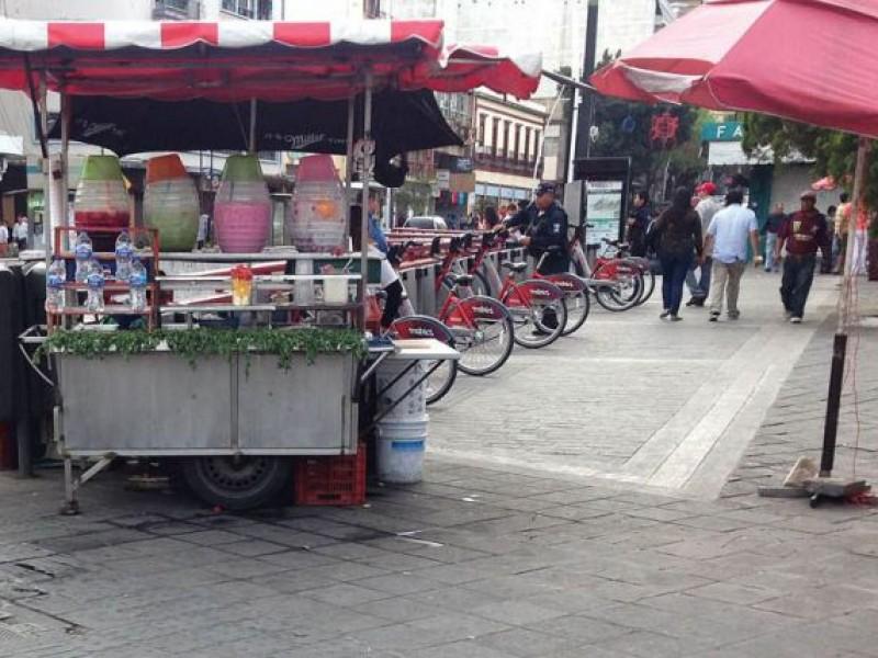 Preocupa a CANACO aumento de comercio ambulante