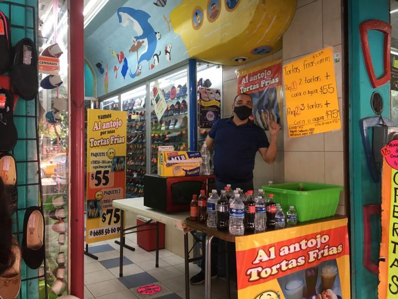 Preocupa a comerciantes posible rebrote de contagios