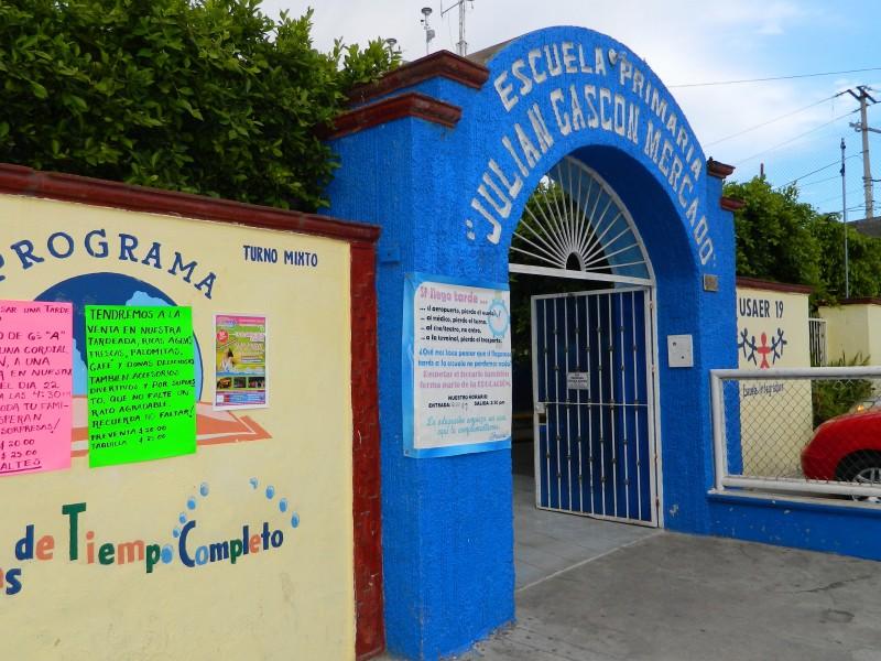 Preocupa a las autoridades robos en escuelas