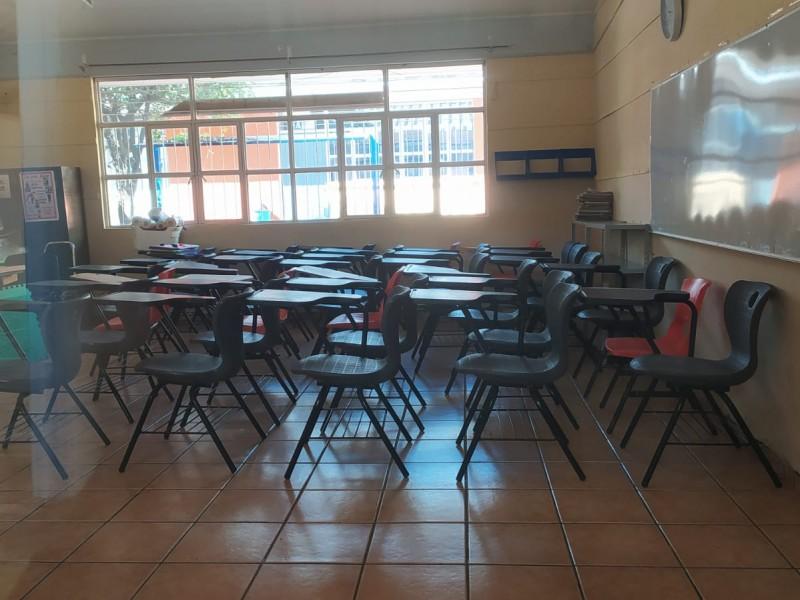 Preocupa a SNTE contagios de COVID entre profesores y alumnos