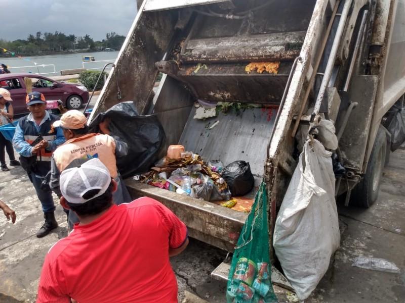 Crisis ambiental por  inadecuado manejo de residuos