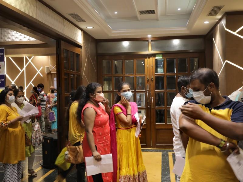Preocupa variante Delta de coronavirus en la India
