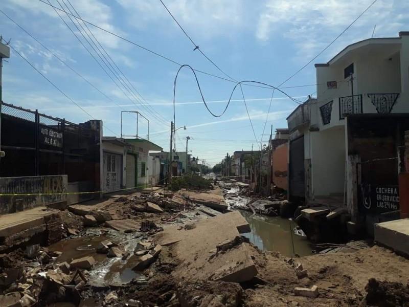 Preocupados tuxpenses por posibles inundaciones por Pamela similares a Willa