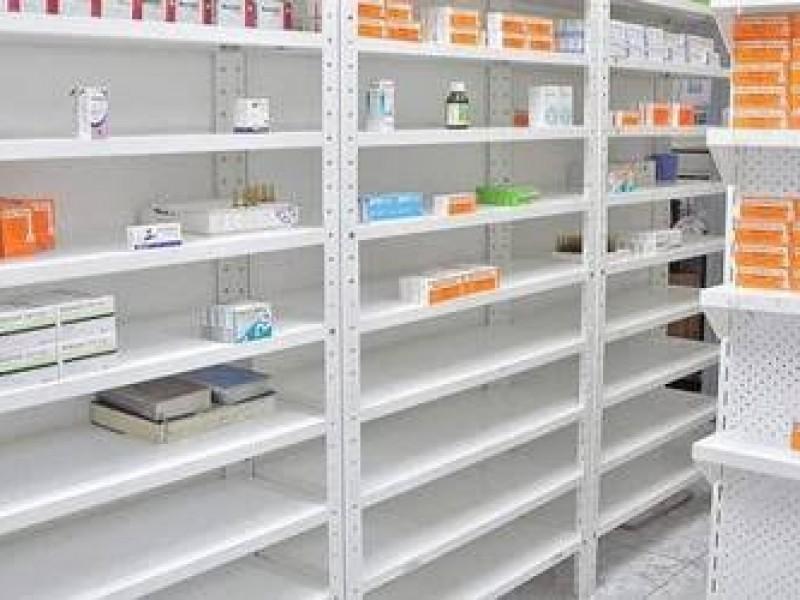 Preocupante desabasto medicamento; Karina Careaga