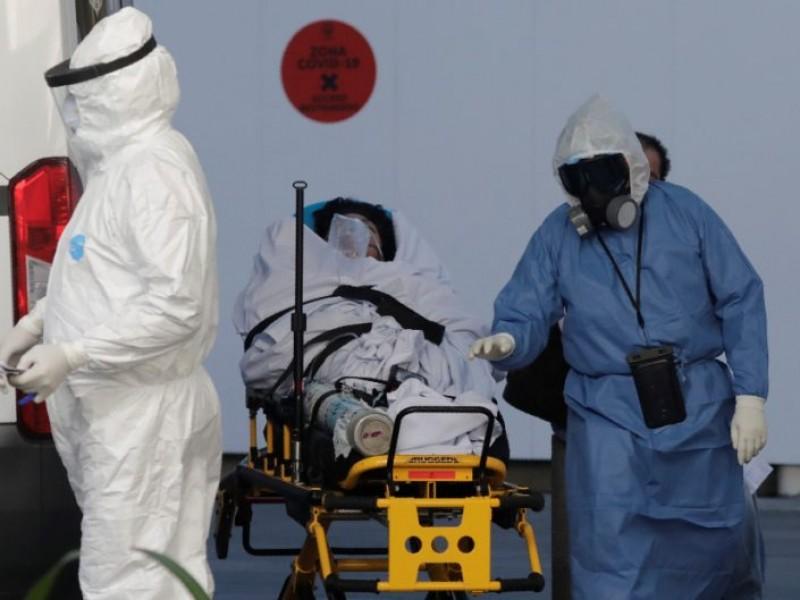 Preocupante: Hospitalizaciones por Covid-19 en CDMX aumentan a gran velocidad