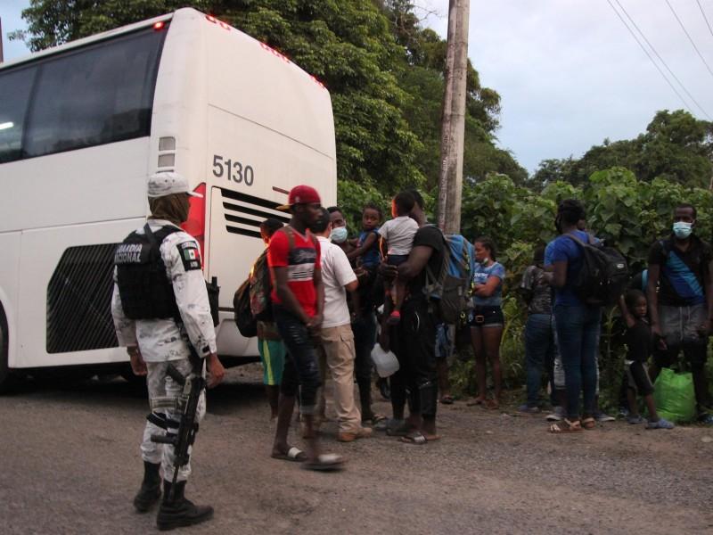 Preocupante la situación de haitianos en la frontera de México