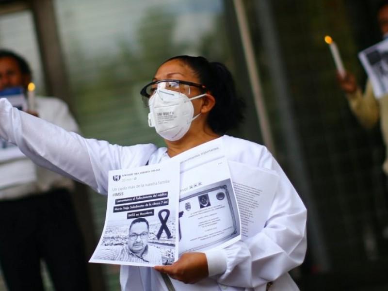 Preocupante: México llega a las 68,484 muertes por Covid-19