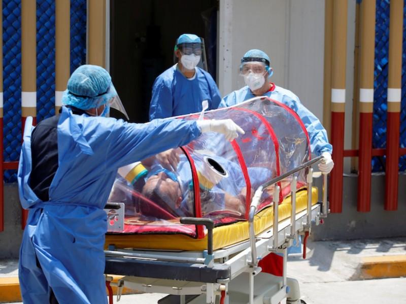 Preocupante: México registra nuevo récord de contagios Covid