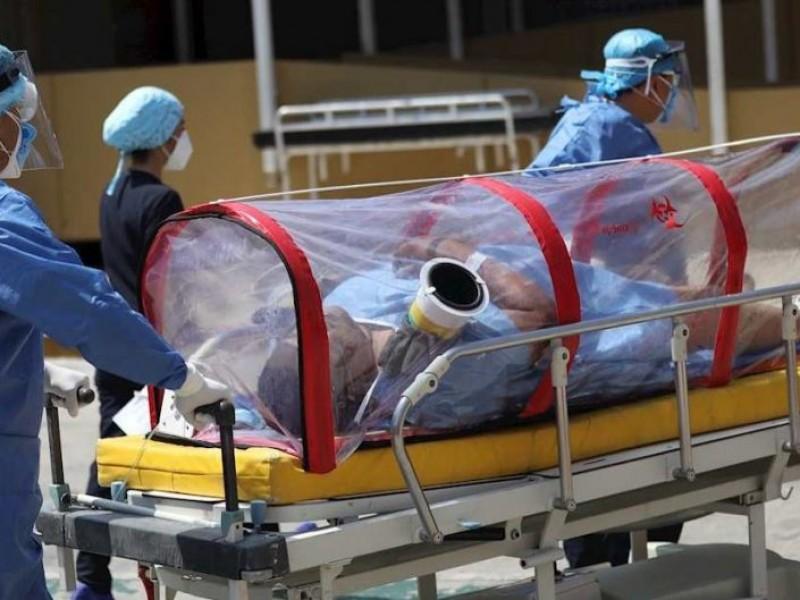 Preocupante: México supera las 91 mil muertes por Covid-19