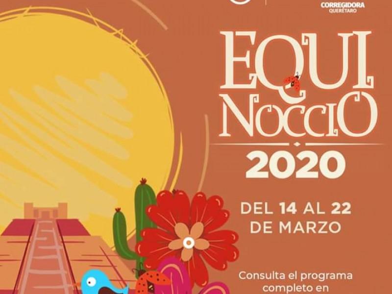 Prepara Corregidora Equinoccio 2020
