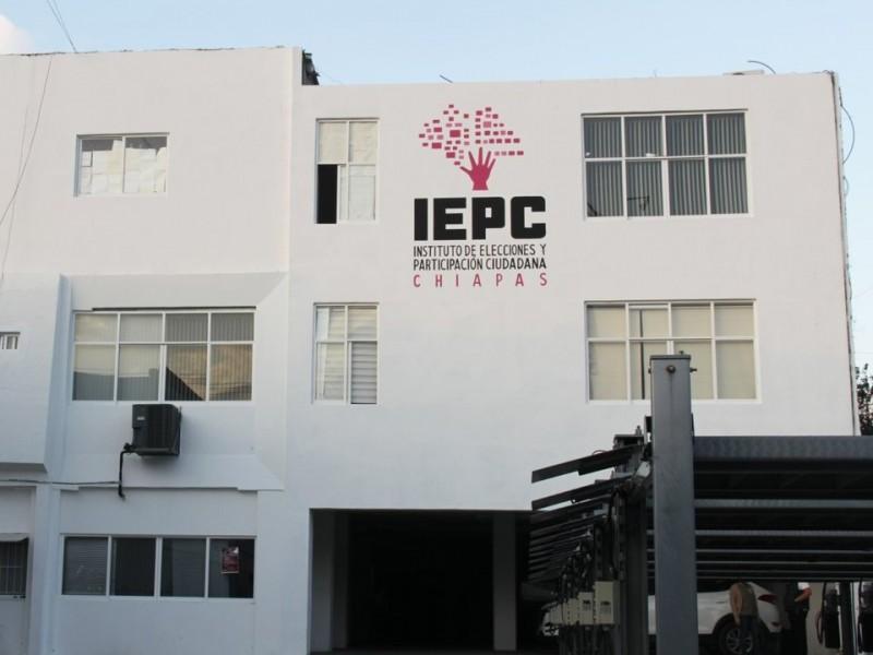 Prepara IEPC Programa Operativo Anual 2021
