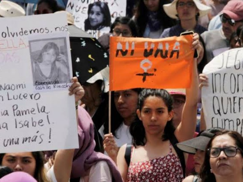 Prepara policía capitalina operativo para marcha feminista