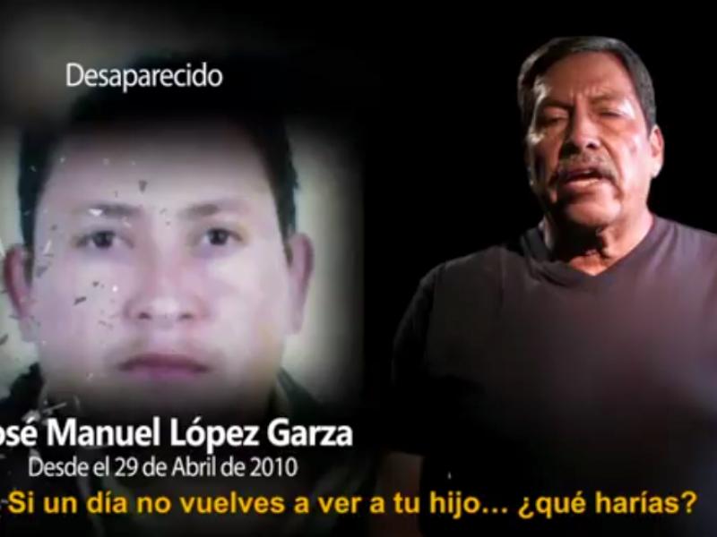 Preparan caravana para búsqueda de personas desaparecidas