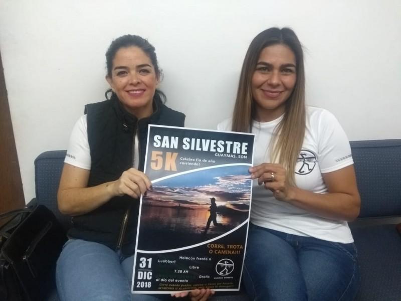 Preparan carrera San Silvestre