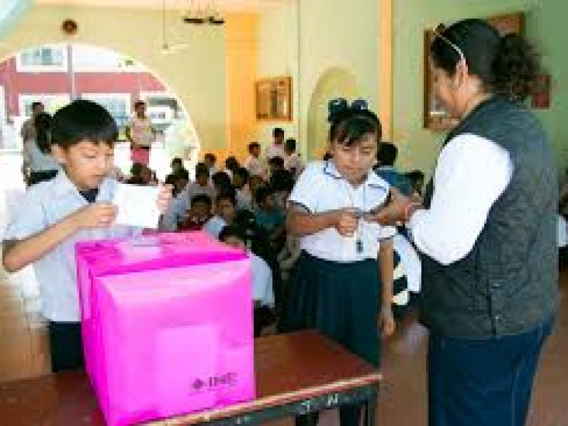 Preparan edición de parlamento infantil