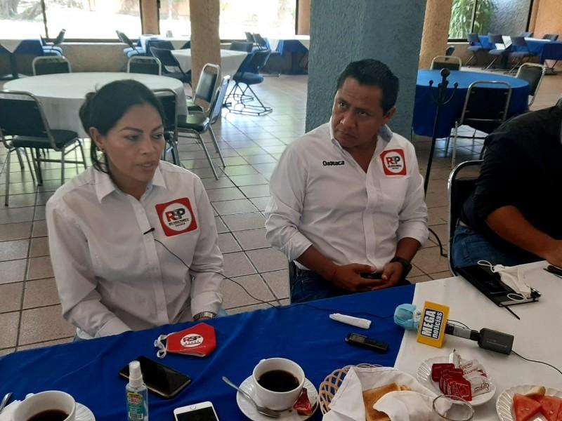 Preparan estrategias de cara al proceso electoral 2021