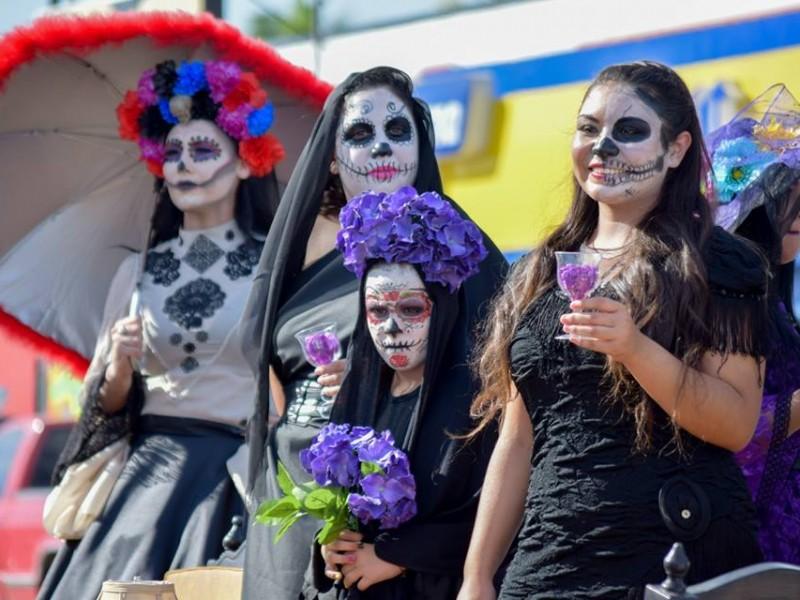 Preparan Festival de la Calaca en Navojoa
