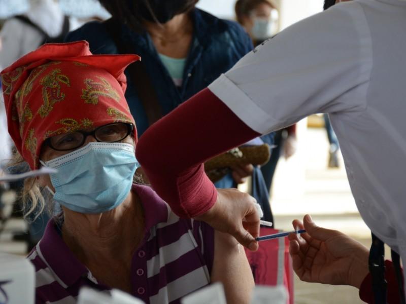 Preparan jornada de vacunación contra Covid en Tuxpan