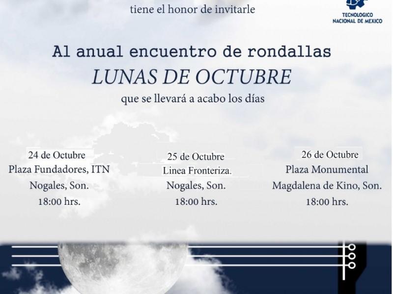 """Preparan """"lunas de octubre"""" en ITN"""