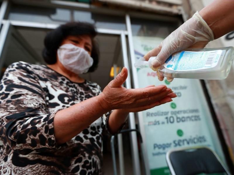 Preparan negocios para reapertura con protocolos de sanidad