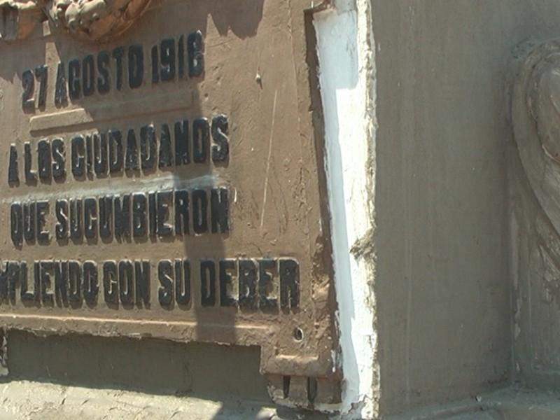 Preparan programa para conmemorar gesta heroica de Nogales