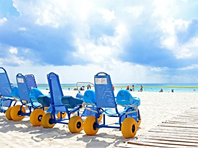 Preparan proyecto para playa inclusiva en Nayarit