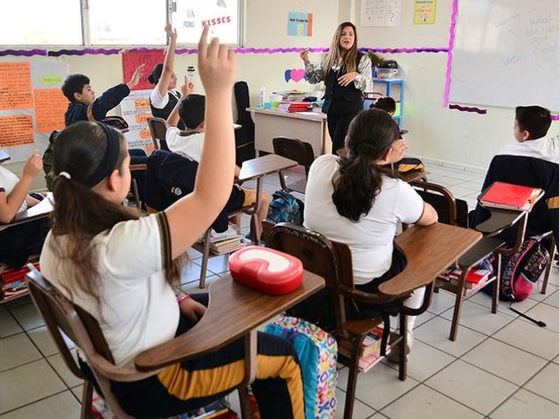Preparan regreso a clases semipresenciales en Coahuila