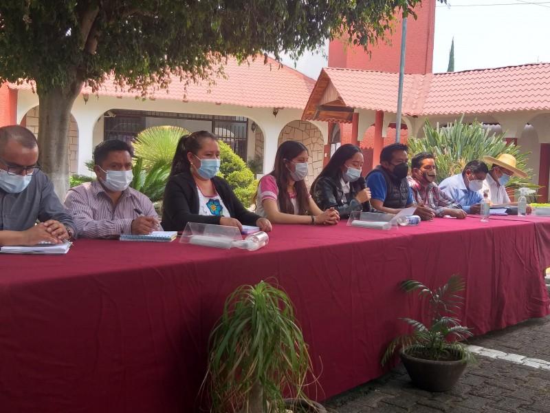 Preparan renovación de Concejo Mayor de Cheran