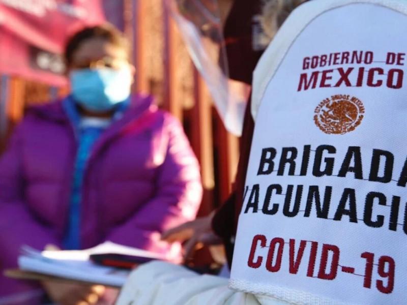 Preparan vacunación para adultos mayores en Alcaldías de la CDMX