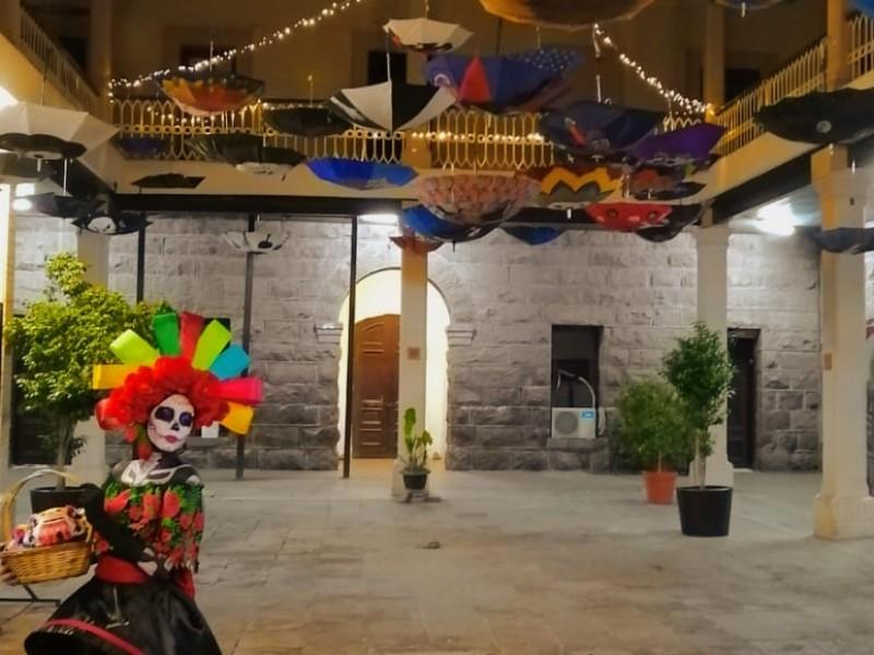 Preparan XVIII Festival de la Calaca