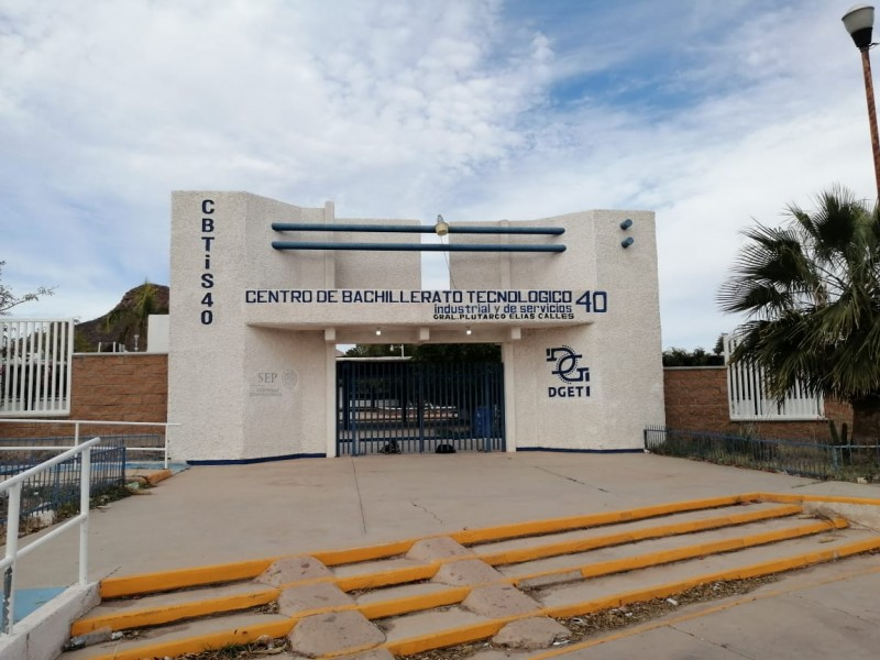Preparatorias combaten la deserción escolar en Guaymas
