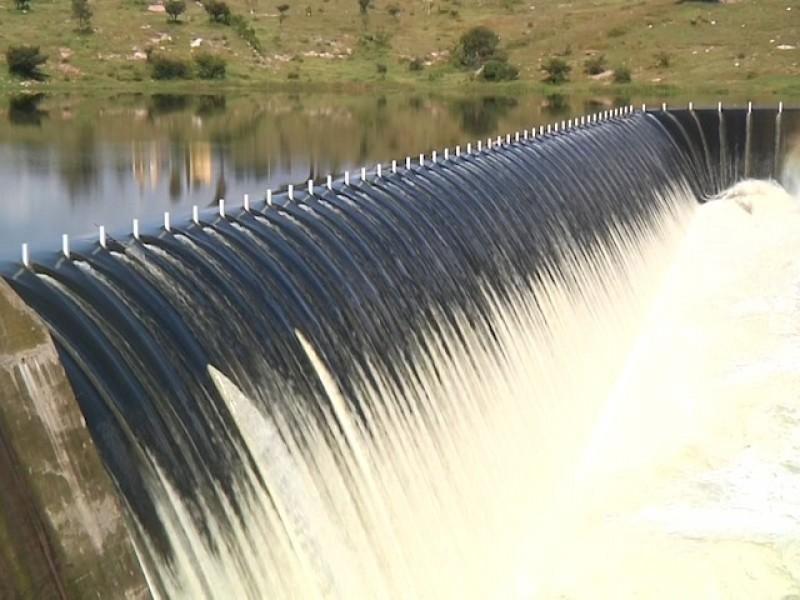 Presa de Valsequillo está al 99% de capacidad, podría desbordarse