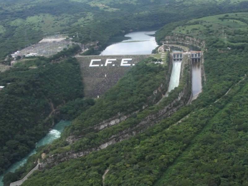 Presas en Chiapas llenas, no hay capacidad para más lluvias