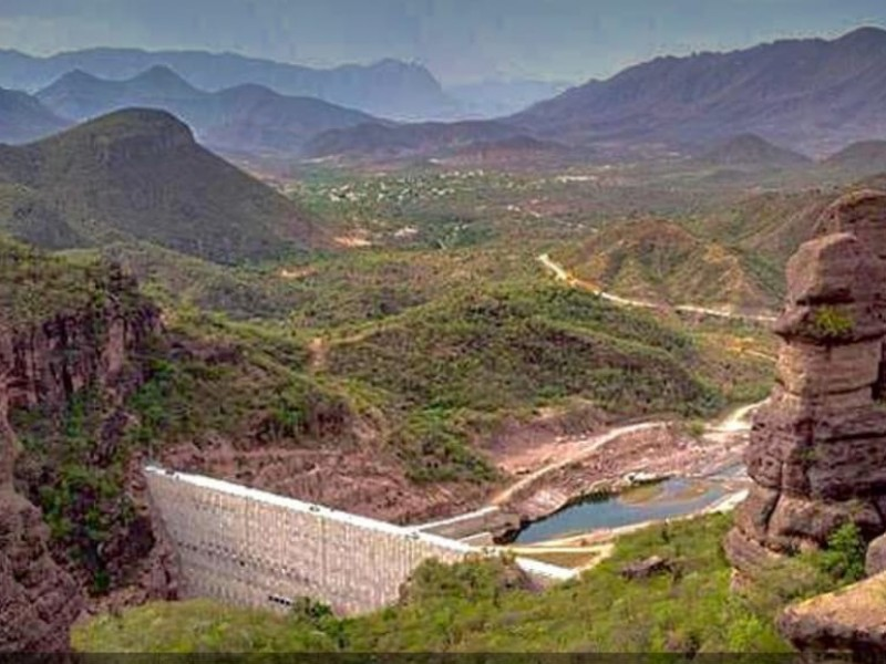 Presa Pilares ayudará a evitar inundaciones en el Mayo