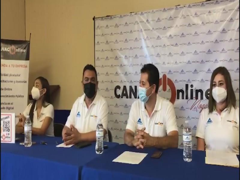 Presenta CANACO proyecto de impulso a comercio local