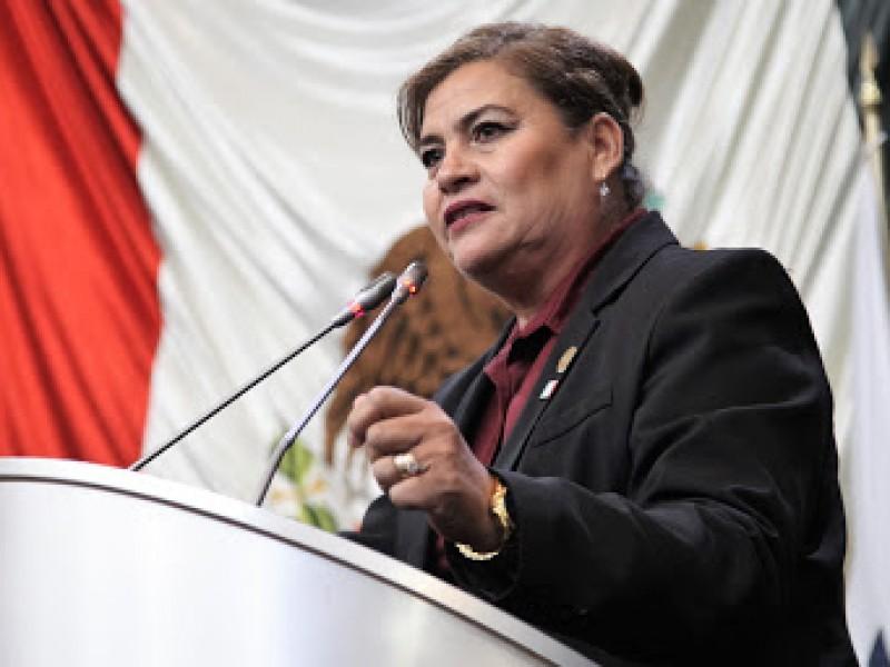 Presenta diputada Rosa María Mancha, su informe legislativo