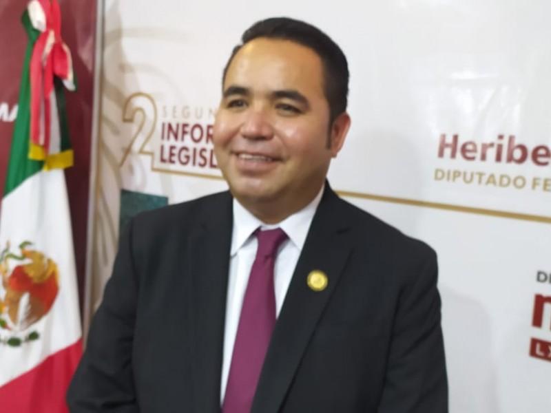 Presenta Diputado Heriberto Aguilar su segundo informe legislativo