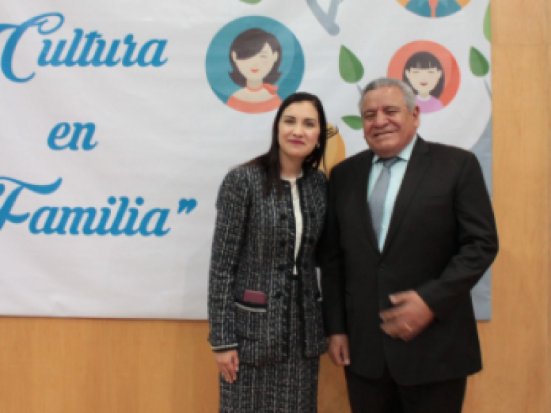Presenta Elsa Méndez agenda legislativa