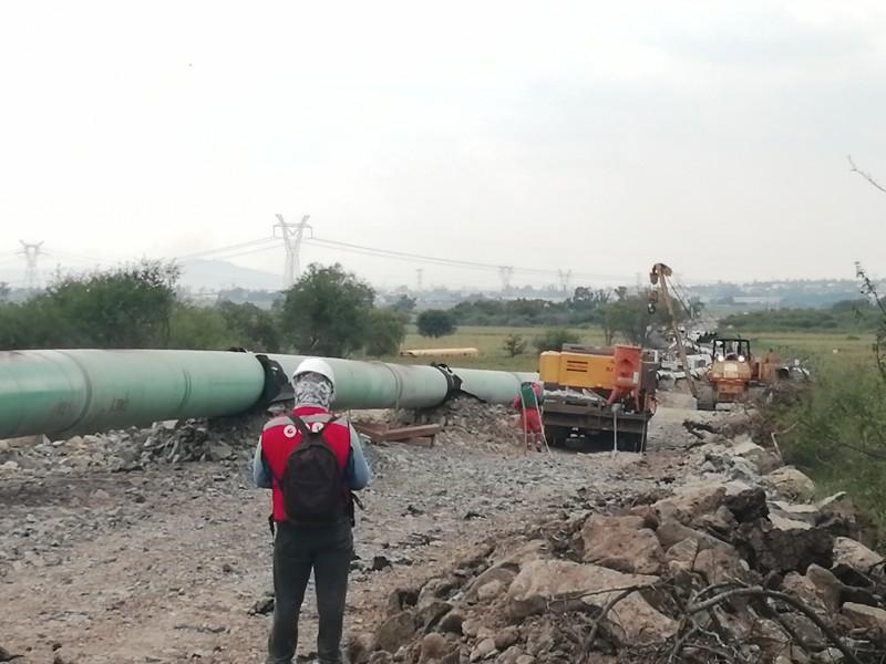 Presenta Enrique Alfaro recurso de revisión contra Termoeléctrica en Juanacatlán