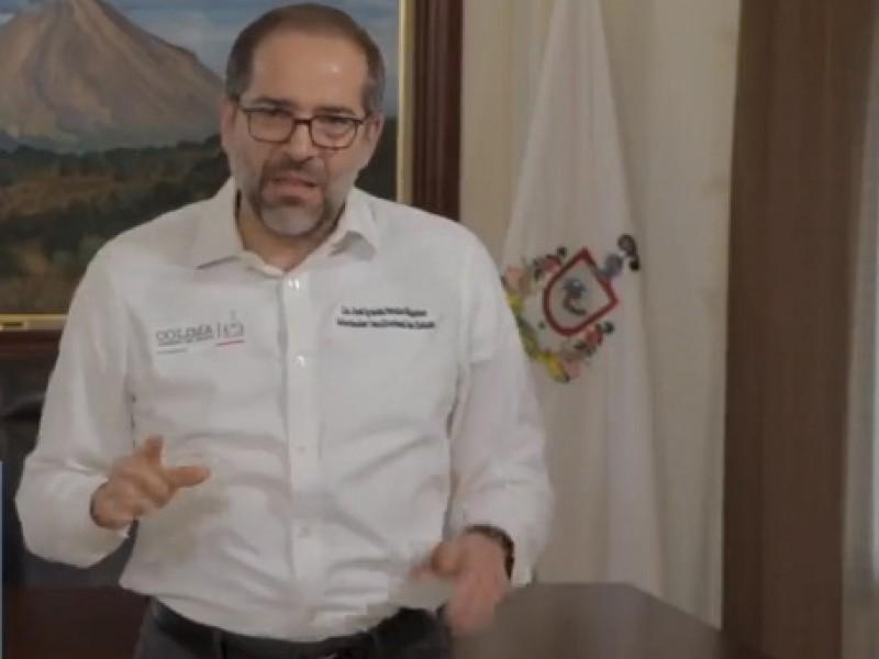 Presenta gobernador propuesta de apoyo para contingencia