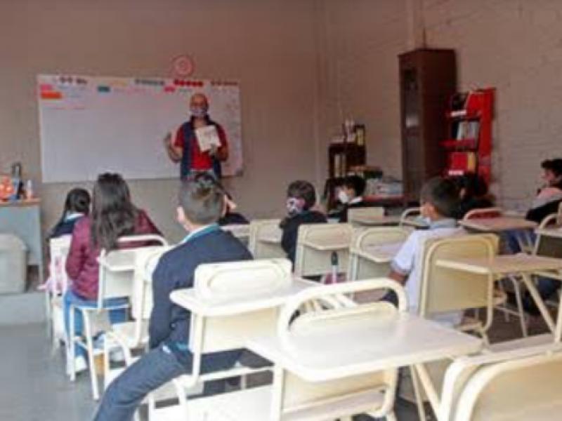 Presenta Guanajuato un 0.02% de contagios por Covid-19 en escuelas
