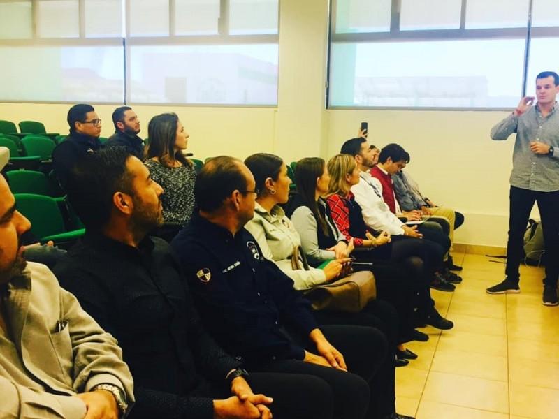 Presenta ISJ programa Innova Sonora en UTG