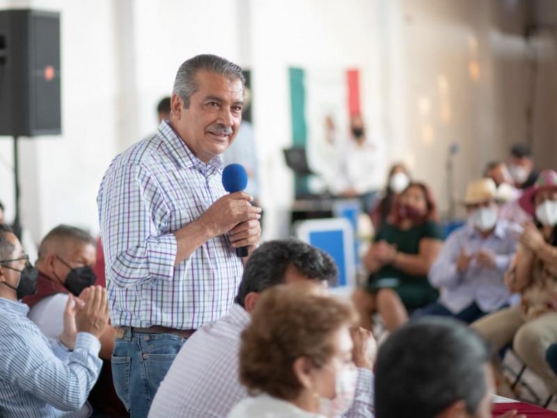 Presenta Raúl Morón segundo recurso de impugnación a TEPJF