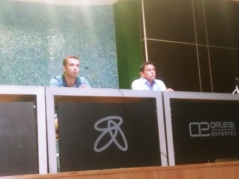 Presentan a Chava Reyes en Santos Laguna