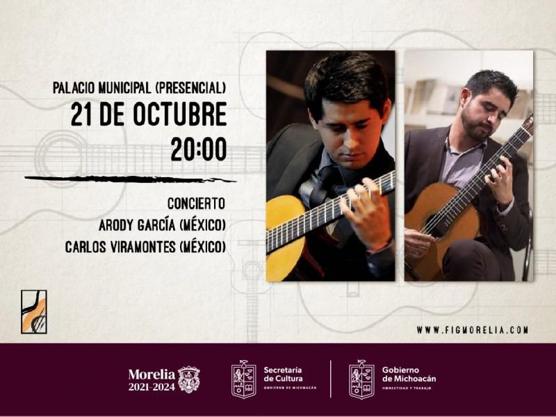 Presentan actividades de edición 31 del Festival Internacional de Guitarra