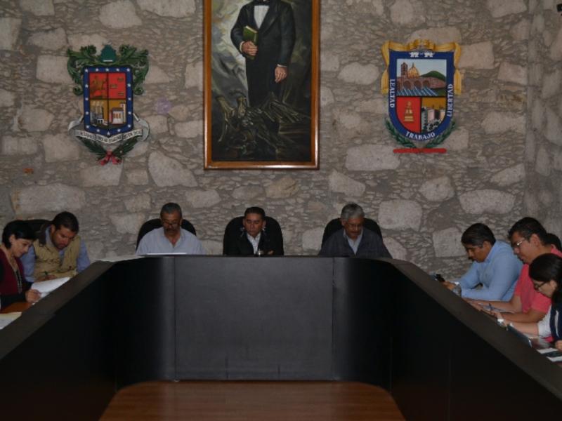Presentan comisión instaladora de nuevo Ayuntamiento