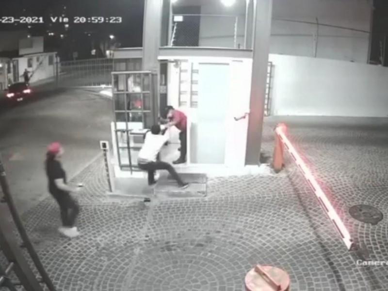 Presentan denuncia por agresión a elementos de seguridad