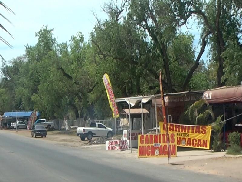Presentan denuncia por despojo de terrenos en la Mochis -Topo